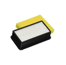 2pcs/lot Vacuum cleaner dust hepa filter & Foam filter replacements for Bissell Style 1008 Vacuum cleaner filter kits parts(China)