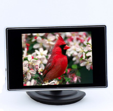 Free shipping ZHANGYANG The car monitor has a 3.5-inch small monitor LCD monitor with color TFT LCD panel(China)