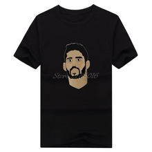 Men T-shirt Isco 14K #22 Francisco Roman Alarcon Clothes Real T Shirt Men's for Madrid fans gift o-neck tee W0321006