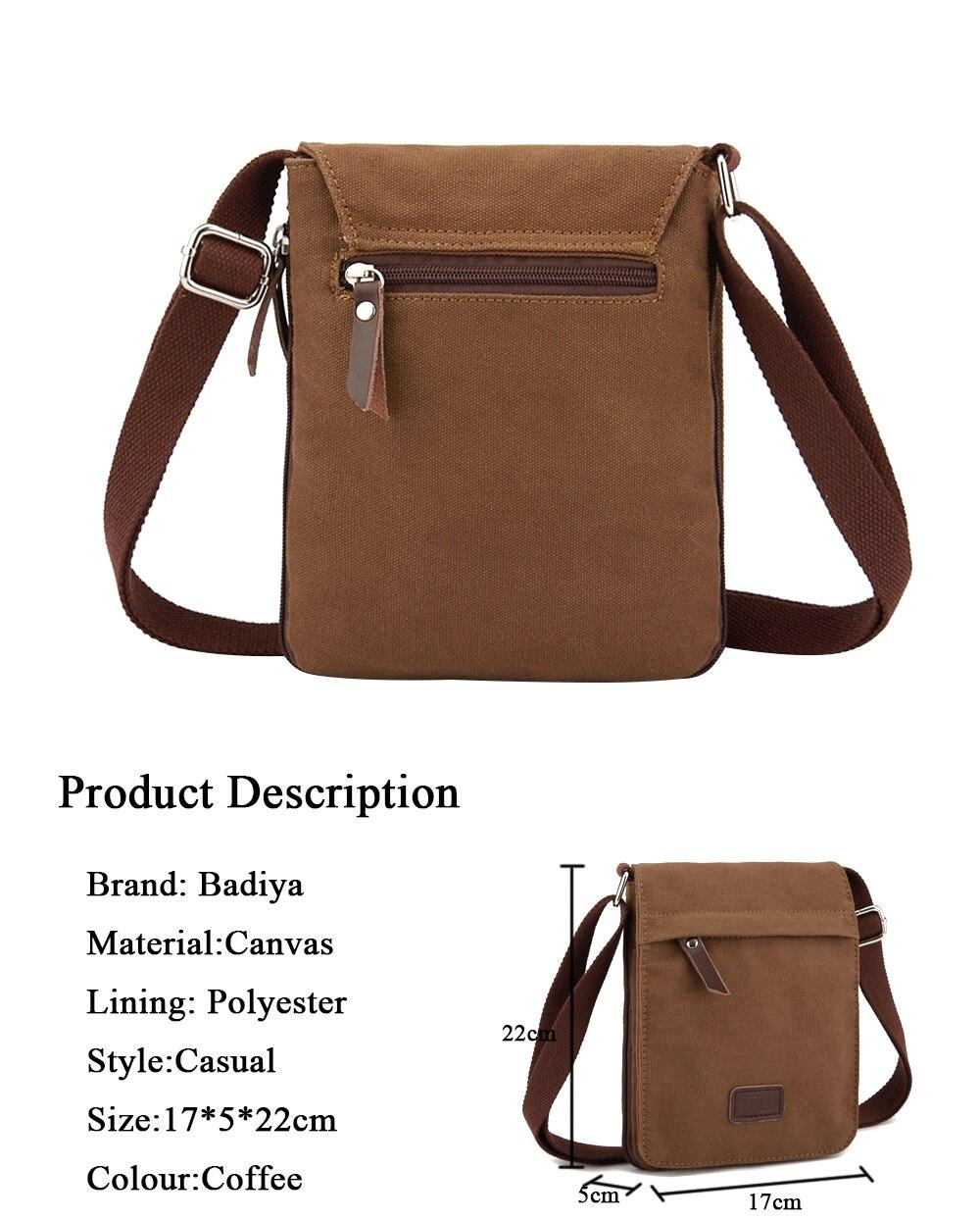 accfbf2040 New Arrival Casual Small Canvas Men S Messenger Bags Brief Design ...