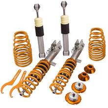 Coilover Coilovers for Fiat 500+ Abarth SUSPENSION for Ford Ka Mk2 2008 Strut LOWERING KIT for All Inc Abarth 2007 Panda Mk2 MK3(China)