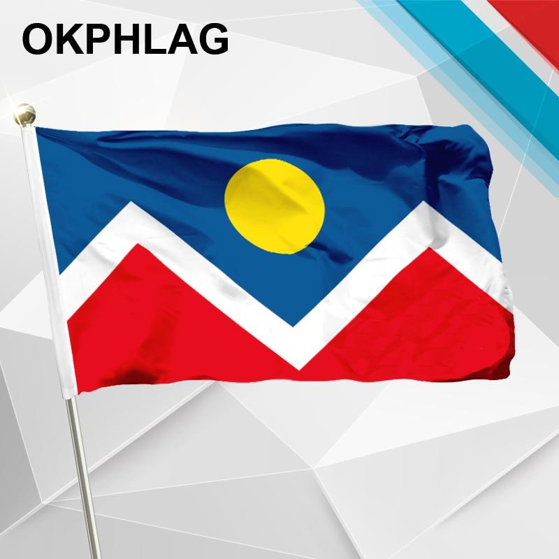 Colorado Denver Flag