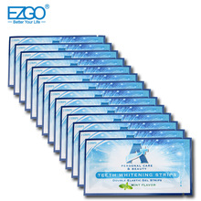 28pcs 14 Pouches Advanced Teeth Whitening Strips  6% Hydrogen Peroxide Professional Home Teeth whitening Whitestrips