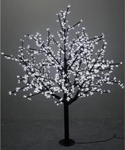 6 Color LED Cherry Blossom Tree Light LED Artificial Tree Light 648pcs LED Bulbs 1.8m Height 110/220VAC Waterprood IP65(China)