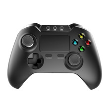 iPega Wireless Controller with Touch Pad Wireless Joystick Gamepad For Mobile Phone Tablet PC iOS Android TV Box Drop Shipping