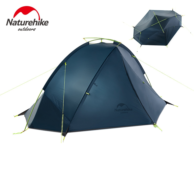 Naturehike Single Person barraca de Camping Tent 1 Man 3 Season Ultralight carpas Camp Tents Tenda Only 1kg<br><br>Aliexpress