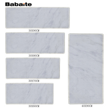 Babaite Colorful White Marble Feature Characters Design Speed Control Gaming Surface Mouse Pad Computer Notebook Mice Mat(China)