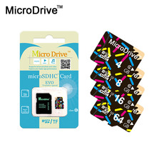 Micro SD Card 64GB Class 10 Memory Cards Flash Cards  USB memory TF Micro sd for Phone/Tablet/Camera with adapter package