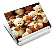 "Bears laptop skin notebook stickers 15"" 15.6"" 13"" 13.3"" 14"" computer sticker macbook/ hp/ acer/ xiaomi"