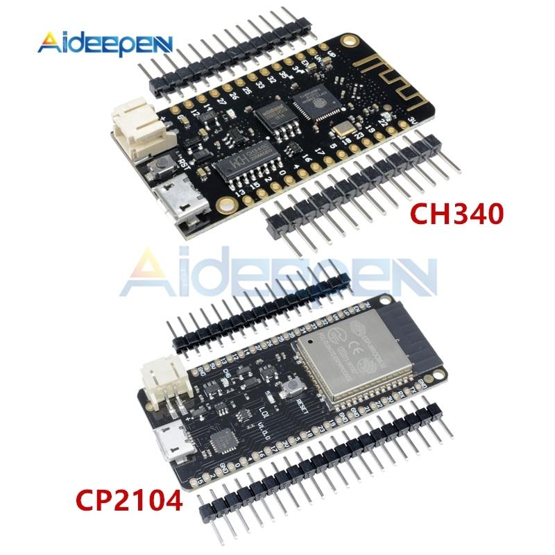 WEMOS D1 Lolin32 CP2104 ESP32 4MB Flash WIFI/&Bluetooth Card Development Antenna