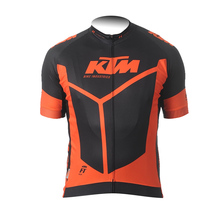 KTM Cycling Jerseys Summer Cycling Clothing Mtb Bicycle Outdoor Sports Short Sleeve Maillot Ropa Ciclismo Best Fabric