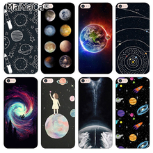 Buy MaiYaCa Space planet Glitter phone Cases iphone 7 7Plus Soft silicone Case iphone X 6 6s 6Plus 6splus 8 8plus back cover for $1.65 in AliExpress store