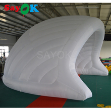 Customized inflatable event tent/inflatable dome tent structure igloo for party, stage, promotion, advertising(China)