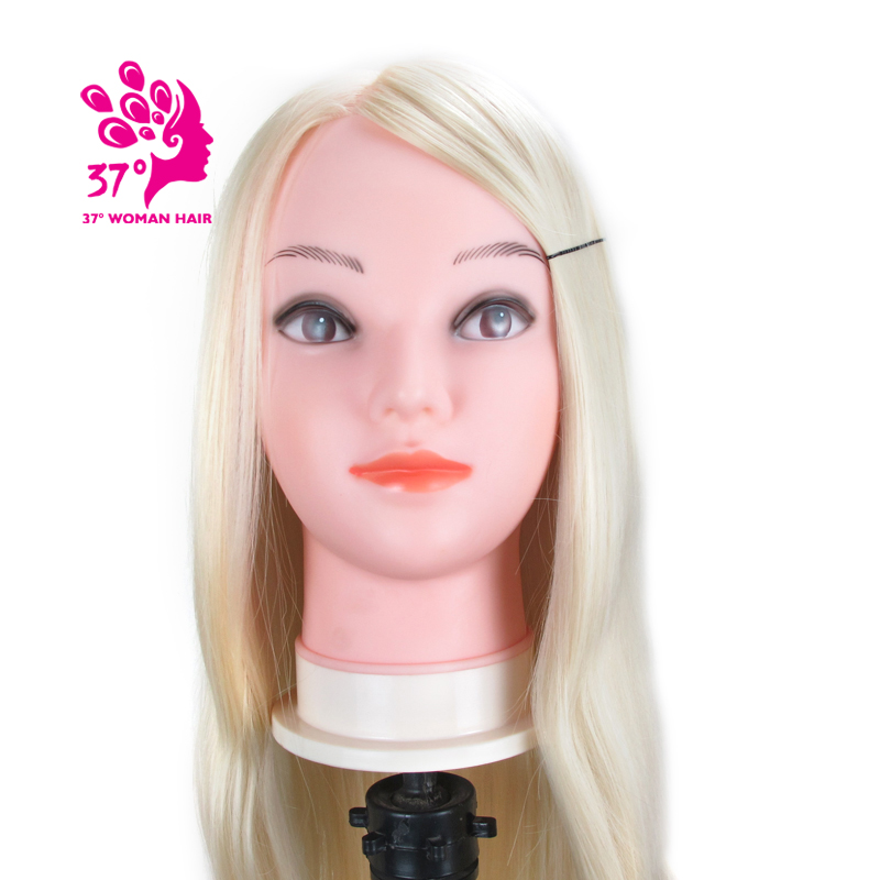 24 training Mannequin Head Hair Synthetic Maniqui Hairdressing Doll Heads Cosmetology Mannequin Heads Women Hairdresser Manikin<br><br>Aliexpress