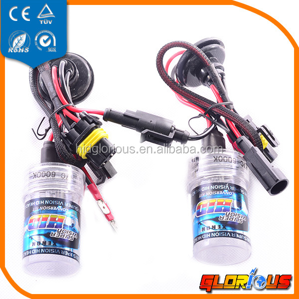 Free shipping 2pcs 35W 55W H7C xenon replacement  bulb HID lamp 4300k 5000k 6000k 8000k HID H7C xenon<br><br>Aliexpress