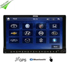 Car Electronics 2din Car DVD Player Bluetooth Stereo Automotive Video Audio Player Bluetooth USB SD GPS Navigation 8GB Map card
