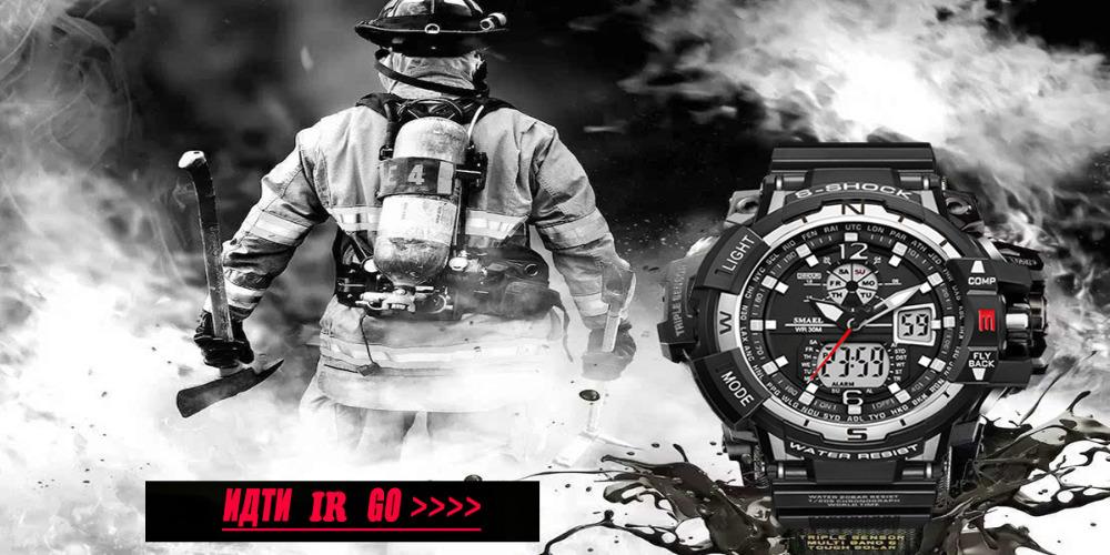 SMAELผู้ชายนาฬิกากองทัพดิจิตอลนาฬิกาสปอร์ตGสไตล์ช็อกนาฬิกาของมนุษย์1438นาฬิกาข้อมือm ontre homme LEDนาฬ... 10
