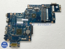 NOKOTION Laptop mainboard for Toshiba Satellite C875 C875D C870D Motherboard w/ E1-1200 H000043600(China)