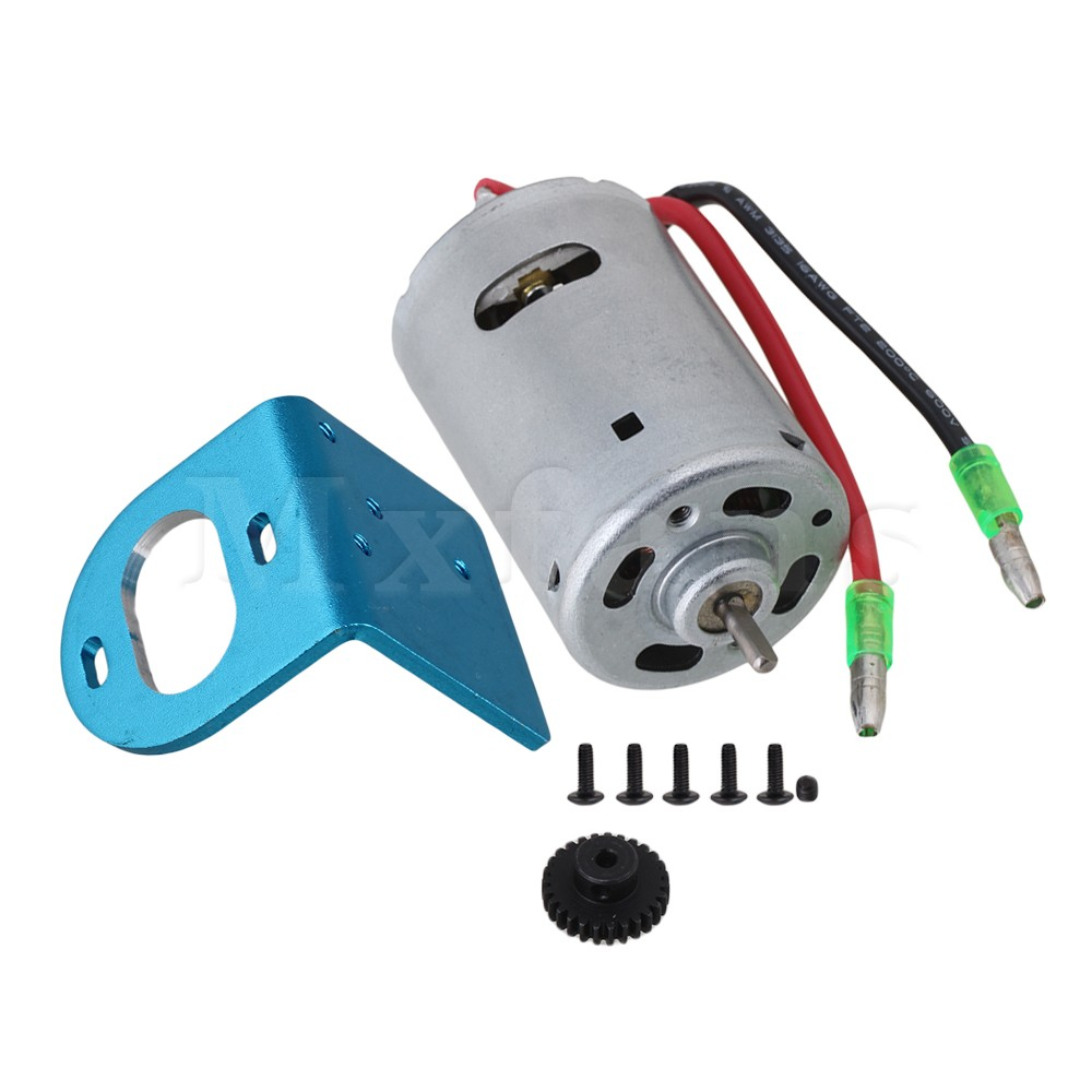 Mxfans Blue Mount 540 Brushed Motor A580048 for WL RC1:18 Car A959 A979 k929<br><br>Aliexpress