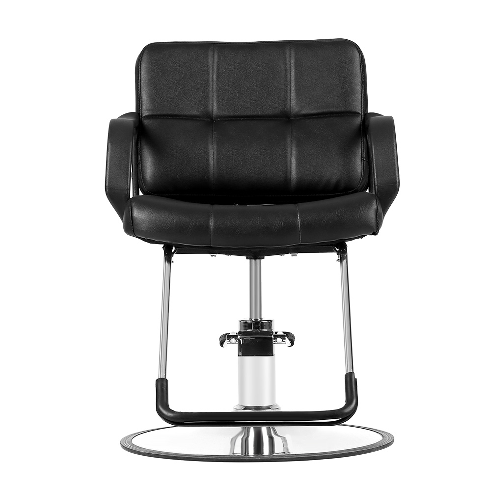 Adjustable Hairdressing Chair Soft Rotatable Hair Styling Chair Hair Cutting Salon Chair for Salon Barber Hair Care Tool(China)