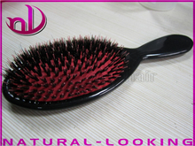 1pcs wooden hair brush ,wig care comb,wig brush portable magic styler comb.hair extension tool 2015 HOT SELL!!