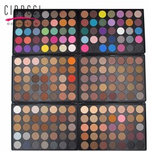 CIBBCCI Eyeshadow Palette 35 Colors Combination Eye Shadow Palette Women Cosmetics Set Eyeshadow Makeup Palette(China)