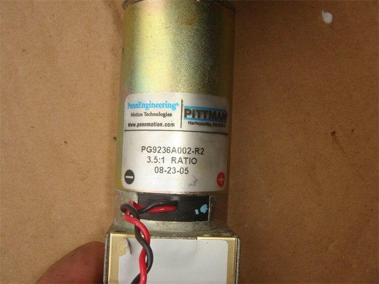 12V-30V 310-830 rpm PITTMAN PG9236A002-R2 DC geared servo motor photoelectric encoder Equipment DIY Accessories<br>