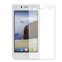 For ZTE Blade A210 Screen Protector Clear Glossy / Matte Anti-glare Phone Screen Protector Film With OPP Bag Package