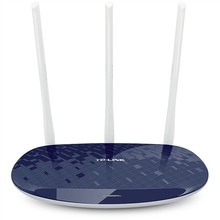 New 450Mbps TP-LINK TL-WR886N Wireless WIFI Router 802.11 b/g/n/3/3u 1 WAN 4 LAN For Home/Computer/Repeater/SOHO Wholesale
