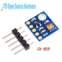 GY-8511 ML8511 UVB UV Rays Sensor Breakout Test Module Detector Analog Output pin - FYD Open Source Hardware store