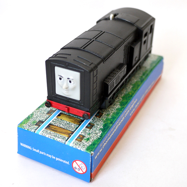 T0182b Electric Thomas and friend Diesel With original packaging Packaged Trackmaster engine Motorized train kids plastic toys(China (Mainland))