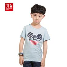 2016 boys summer tops short sleeve boys tshirts kids shirts size 4-11t children clothes china retail quality boys tees free ship