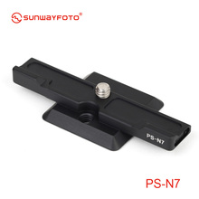 Buy SUNWAYFOTO PS-N7 Tripod Head Quick Release Plate SONY Nex7 Nex 7 Tripod Head Plate Specific Aluminum Quick Release Plate for $19.95 in AliExpress store