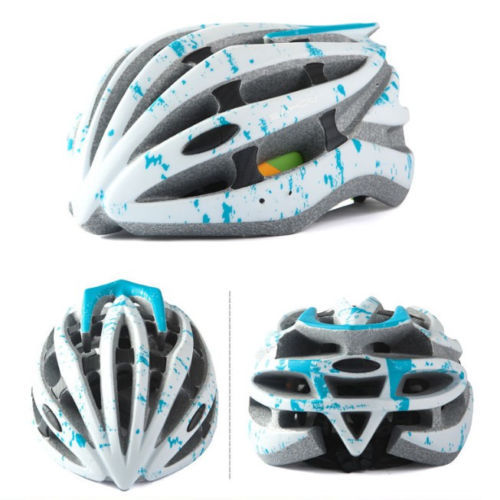 26 Holes Free Shipping Matte White New Cycling Bike Sports Bicycle Adult Safety Hero Helmet<br>
