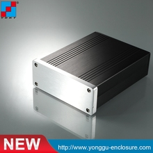 106*40*L mm  (W-H-L)  small aluminum box electronic project boxes  enclosures for pcb amplifier case
