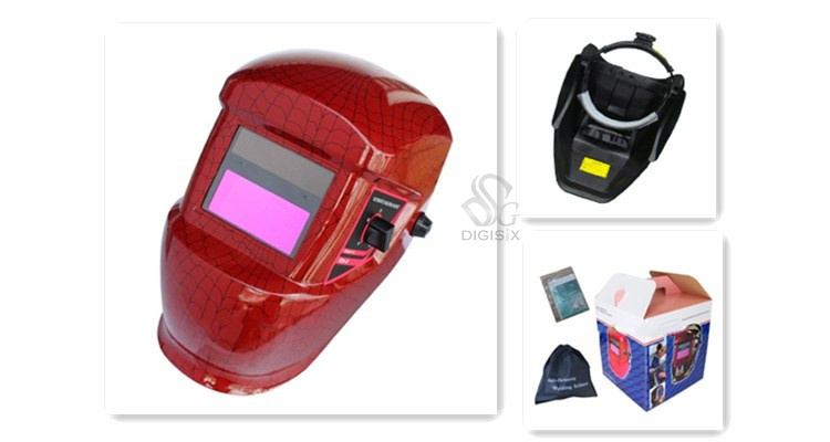 great QUARITY  Solar Auto Darkening Welders Cap Welder eagle Welding Helmet EF9030G<br><br>Aliexpress