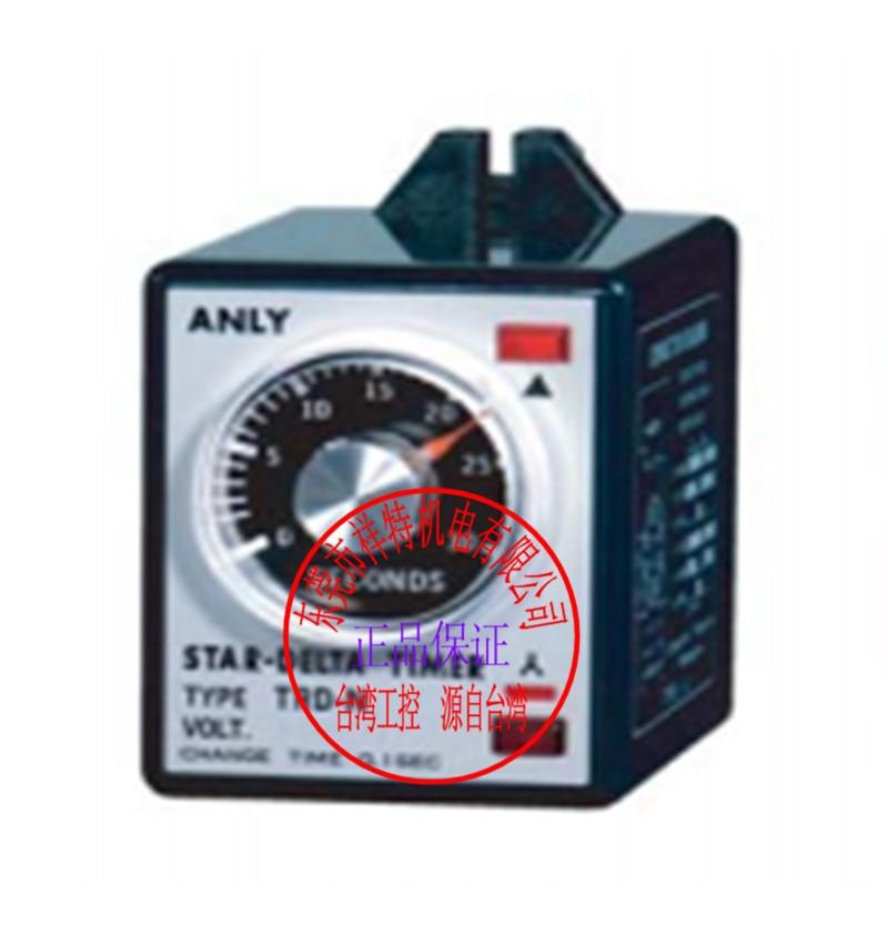 Anly motor relay trd-n  30S  220v  <br>