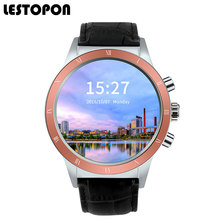 LESTOPON Bluetooth Smart Watch Wristwatch for Samsung Huawei Xiaomi Android Cell Phone support Pedometer Heart Rate Smartwach