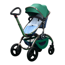 Free shipping busybaby fashion baby stroller folding child cart shock absorbers baby cart pram