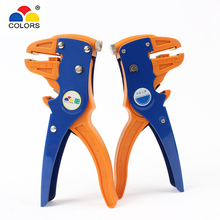 HS-700D Self-adjusting Insulation Wire Stripper Cutter Hand Crimping Tool for Camping Climbing Outdoor Home(China)