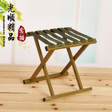 AK57 Folding Fold Chair Outdor Stool Seat Fishing Camping GREEN 250kg max weight 28*27*24