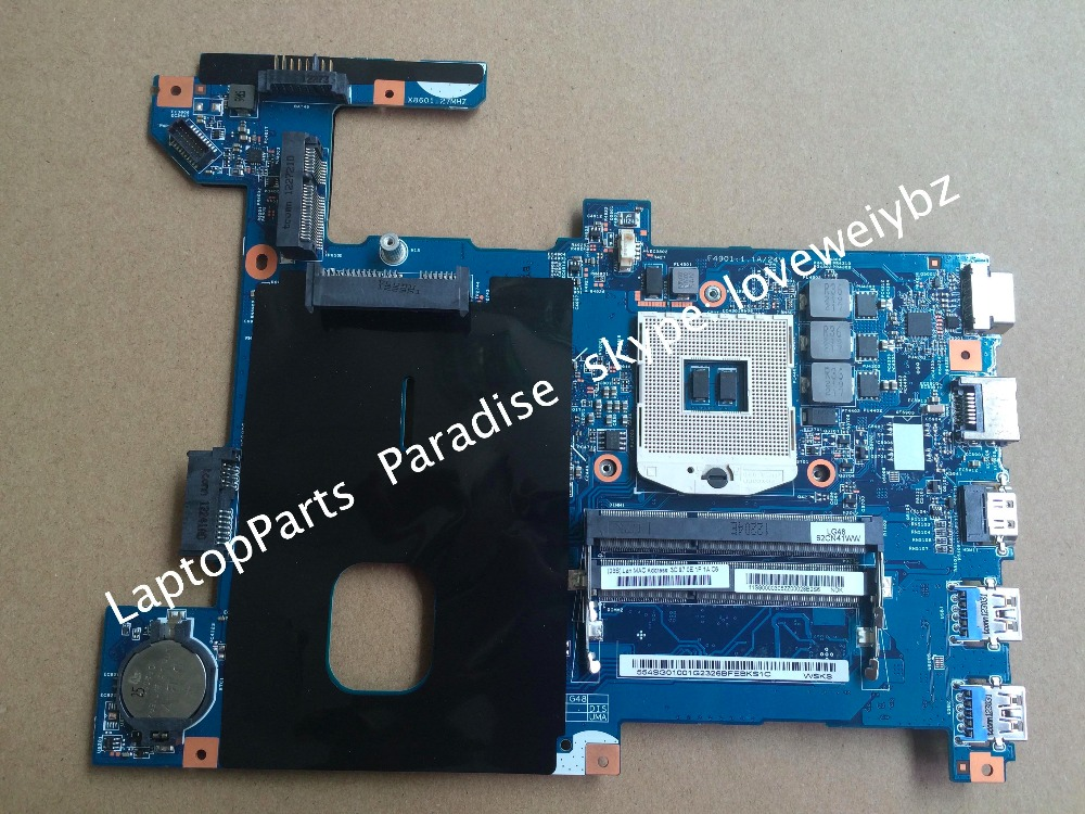 working perfectly 48.4SG16.011 Mainboard For lenovo G480 Laptop Motherboard<br><br>Aliexpress