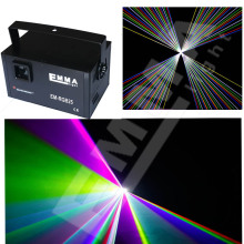 RGB Laser LED DMX/Sound active/Auto-Play Stage Lighting DJ Home Party 3000mw show Professional Projector Light Disco