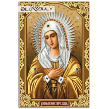 Super deals! 20*30cm, jesus christ painting, 3D DIY diamond embroidery kits religion diamond mosaic pictures full rhinestones