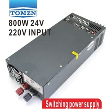 1000W 24V 42A 220V INPUT Single Output Switching power supply for LED Strip light AC to DC(China)
