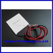!!!Free shipping! 5pcs/lot TEC1-12705 Thermoelectric Cooler Peltier 12705 12V 5A Cells, TEC12705 Peltier Elemente Module