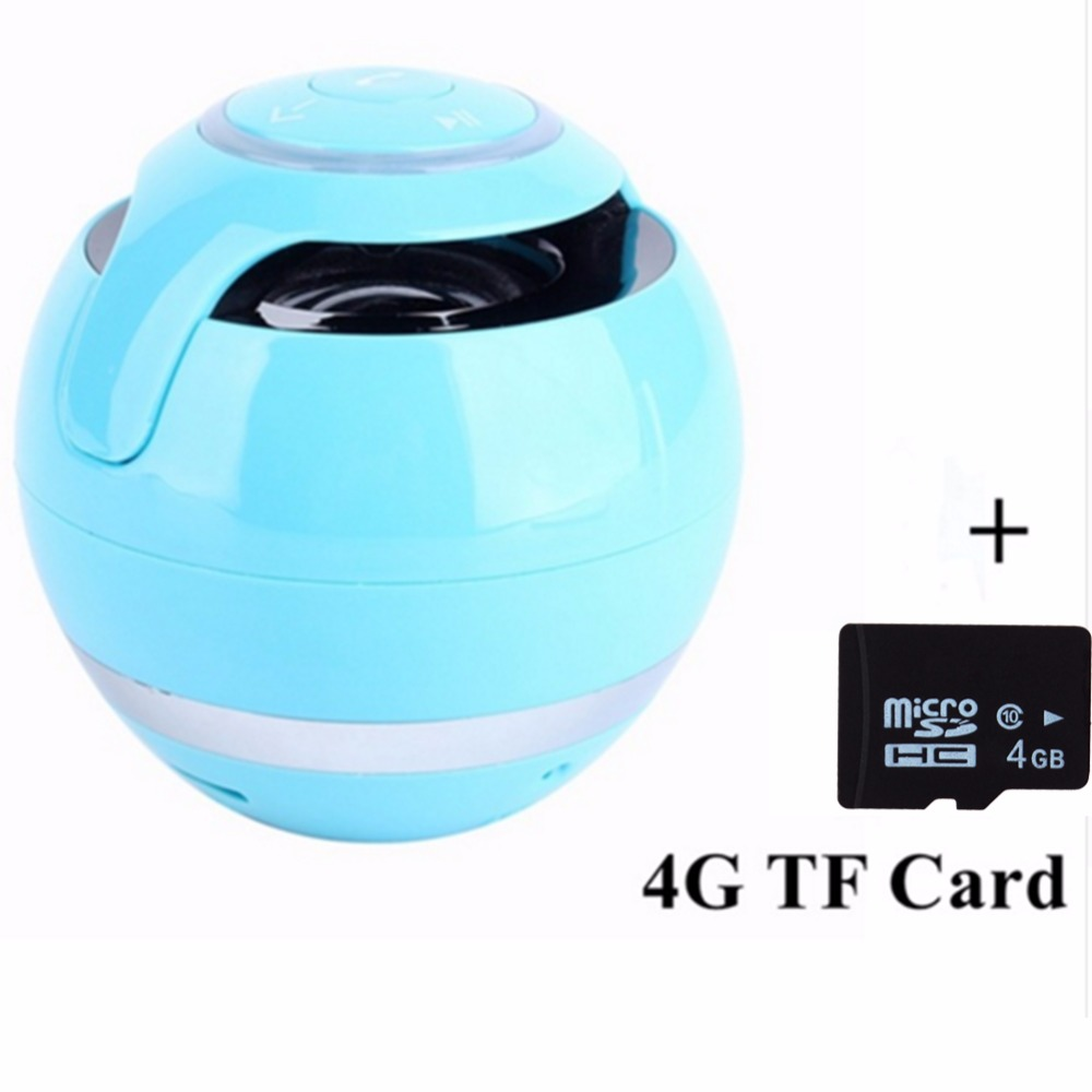 HIFI Bluetooth Music Speaker Mini Portable Wireless Boombox Speaker FM Radio Hands-free with TF Card #V02805(China (Mainland))