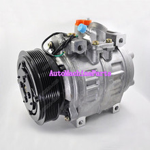 New Car AC Compressor 88320-36560 88320-36530 For Toyota Coaster Bus 7PK 10P30C(China)