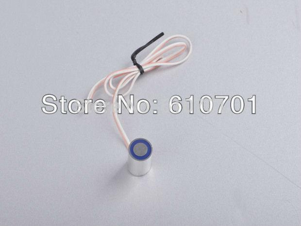 Electric Lifting Magnet 13mm OD 12VDC 24VDC Miniature Holding Electromagnet Lift 1kg Solenoid P13/27<br><br>Aliexpress