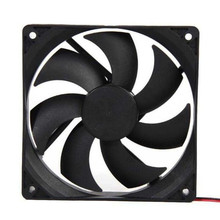2017 New High Quality 1pcs 120mm 120x25mm 12V 4Pin DC Brushless PC Computer Case Cooling Fan 1800PRM